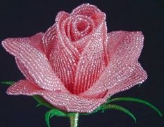 French Beaded Flower Tutorials (4/29/2015) | Guide To Beadwork Blog