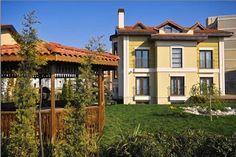 İdealist Kent 2. Etap Satılık Natamam Çınar | Çekmeköy Satılık Villa