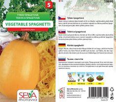 špagetová tykev seva moravia Spaghetti, Vegetables, Food, Meal, Essen, Vegetable Recipes, Hoods, Meals, Eten