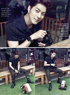 Hong Jong Hyun for High Cut Magazine Hong Jong Hyun, Jung Hyun, Lee Jong Suk, Korean Male Models, Korean Celebrities, Asian Actors, Korean Actors, Korean Music, Korean Drama