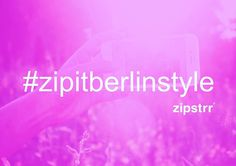zipstrr. the movie production house in your pocket. #zipstrr #trendsettrr #madeinberlin #fromhollywood #infilmunited #zipitberlinstyle #youonlyziponce