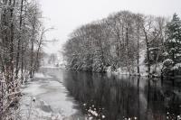 Messalonskee Stream in Waterville.
