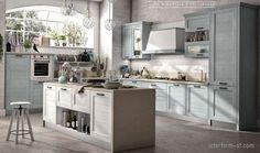 Итальянская кухня YORK, STOSA CUCINE купить в Санкт-Петербурге в салонах Interform studio
