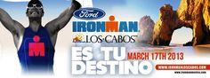 Ironman Triathlon Los Cabos 2013: Are You Tough Enough?