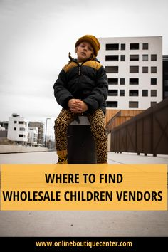Are you looking to start an online children boutique or kids store? Get the best, trendy wholesale vendors for babies, infants, kids and pre-teens in this wholesale vendor list. Top-ranked vendor list on google and access to over 30+ vendors. #whollesale #wholesalevendors #childrenfashion #kidsfashion #wholesalechildrenvendors #wholesalevendorsforkids #fashion #kidstyle #fashionablekids #onlineboutique #boutique Wholesale Fashion, Wholesale Clothing, Wholesale Companies, Children's Boutique, Kids Store, Kid Styles, Infants, Business Ideas, Online Boutiques