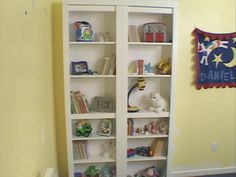 How To Assemble A Bookcase Door