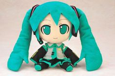 plushies | Gift's Double Hatsune Miku Plushies Release