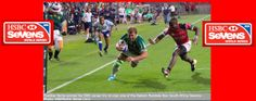 Inspired South Africa rises to occasion on Rugby Sevens' Mandela Day now LIVE on WWW.INTOUCHRUGBY.COM