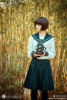 "japaneseuniform: ""↪ CLICK HERE TO SEE JAPANESE SCHOOL UNIFORMS ↩ """