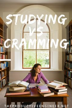 Studying vs Cramming: How to Improve Your Study Skills To Excel Study Habits, Study Tips, Exam Cram, Personal Development Skills, Aim In Life, Test Anxiety, Study Schedule, Productivity Hacks, How To Stop Procrastinating
