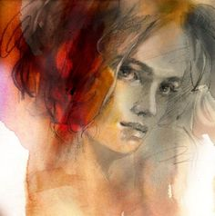 """Sense of a Woman 5"" by Anna Razumovskaya"