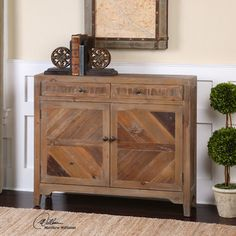 You'll love the Celanova Reclaimed Wood Console Cabinet at Wayfair - Great Deals on all Furniture products with Free Shipping on most stuff, even the big stuff.