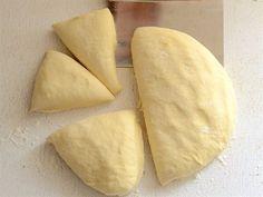 Cut Naan Dough