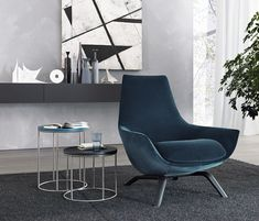 Armchairs | Seating | Poltrona Ermes | Misura Emme | Mauro. Check it out on Architonic