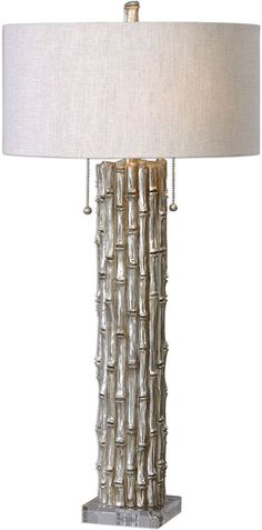 The Round Hardback Drum Shade Is A Beige Linen Fabric With Natural  Slubbing. Lamp Type