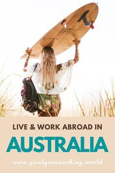 Australia Visa, Work In Australia, Moving To Australia, Visit Australia, Australia Travel, Working Holiday Visa, Working Holidays, Travel Jobs, Work Abroad
