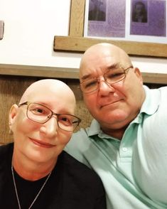 "OHC connects patients with cancer community resources for additional support. ""After my double mastectomy, Pink Ribbon Girls helped us with meals and housecleaning, which was great because I wasn't allowed to do any pushing, pulling or lifting, and my husband was still working,"" said OHC patient and PRG client Dawn Stott (pictured with her husband, Mike). Click our link to learn more about Pink Ribbon Girls and other cancer support organizations or to request a second opinion. Cancer Support, Still Working, Organizations, Clean House, Dawn, Connection, Ribbon, Challenges, Husband"