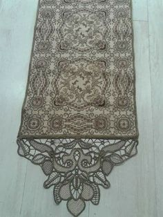 Cross Stitch Embroidery, Cross Stitch Patterns, Point Lace, Elsa, Rugs, Decor, Lace, Romania, Farmhouse Rugs