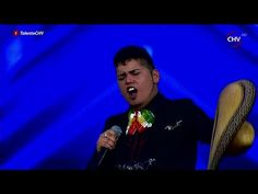 Hernán González cautivó a todo el público con su herencia mexicana - TAL...