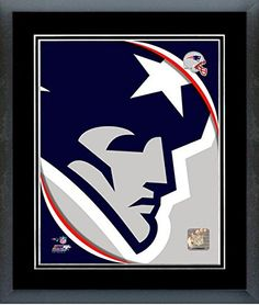 New England Patriots Team Logo Framed With double black matting Ready To Hang- Awesome & Beautiful-Must For A Championship Team Fan! All Teams Logos Available-Please Go Through Description & Mention In Gift Message If Need A different Team-Choose Size Option! (16 x 20 inches New England Patriots Team Logo framed print) Art and More, Davenport, IA http://www.amazon.com/dp/B00NCVTGRW/ref=cm_sw_r_pi_dp_mHFxub0Y760ZG