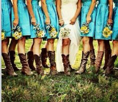 love... country wedding