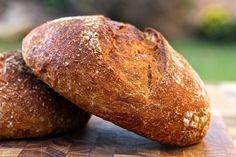 Hearth Sourdough | #BreadBakers Celebrate National Homemade Bread Day