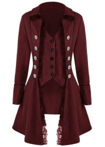 Fanteecy Women/'s Fuzzy Fleece Open Front Cardigan Jacket Coat Outwear Fashion Lapel Oversized Coat with Pockets