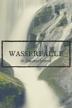 Tosende Wassermassen, die sich Gischt spritzend mit rasanter Geschwindigkeit von steilen Anhöhen in die Tiefe stürzen: Lest hier wo ihr die spektakulärsten Wasserfälle in Deutschland findet! #wasserfälle #leutaschklamm #alpen #allgäu #heimatliebe