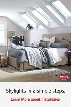 22 Best Velux Skylight Tips Images Skylight Home New Homes