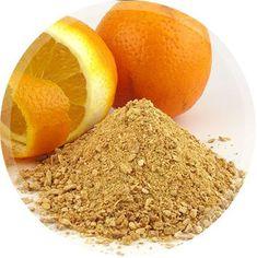 Farinha de laranja