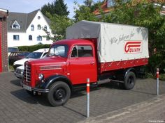 Borgward Lastwagen
