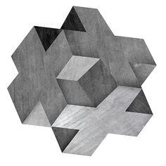 Universo Geométrico on Behance
