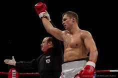 Mairis Briedis defeats Marco Huck and becomes WBC cruiserweight boxing champion of the world on Saturday, April 1, 2017 in Dortmund, Germany.