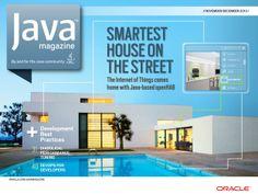 Java Magazine - Nov/Dec 2013 - Front Cover