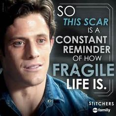 Stitchers Cameron Scar - Bing images