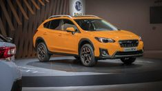 One of Subaru's best-selling crossovers, the Crosstrek, got a brand new look at the Geneva Motor show this morning.The design borrows heavily from the XV Concept that the company showed at last ...