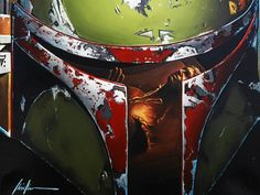 Shop for the Star Wars Boba Fett Color Wallet today. This is an officially licensed Star Wars Wallet available at Stylin Online now. Star Wars Fan Art, Star Trek, Boba Fett Helmet, Star Wars Boba Fett, Jango Fett, Kirigami, Star Wars Painting, Images Star Wars, Fanart