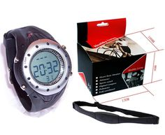 Heart Rate Monitor Chronometer Stopwatch Watch Chest Strap Original by TechX *** Check this awesome product by going to the link at the image. (This is an affiliate link and I receive a commission for the sales)