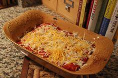 Vegetarian Enchiladas | Eat. Drink & be Skinny! : eatdrinkandbeskinny.com