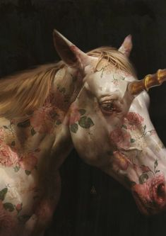 Illustration Art By Aykut Aydoğdu Aykut Aydoğdu, Turkey is an artist born in 1986 in Ankara. Aydoğdu, who has worked on art in both his high school years Illustration Arte, Illustrations, Portrait Illustration, Mode Poster, Renaissance Kunst, Art Tumblr, Surreal Artwork, Unicorn Art, Aesthetic Art