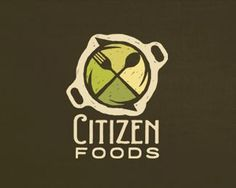 Citizen Foods restaurant logo