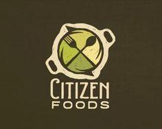 Citizen Foods restaurant logo