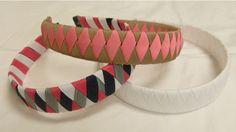 Woven headbands.