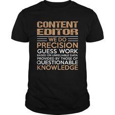 ((Top Tshirt Design) CONTENT-EDITOR [TShirt 2016] Hoodies, Funny Tee Shirts