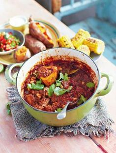 Mexican Beef Chilli | Jamie Oliver