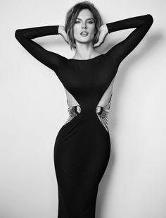 a dress that is perfect to show off curves