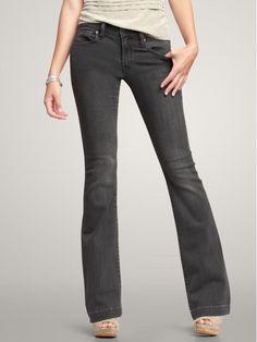 "GAP 1969 lightweight long & lean jeans in ""rushmore"""