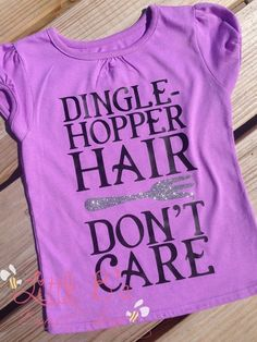 Mermaid Shirt | Disney Inspired Dingle Hopper Shirt | Dingle Hopper Hair | The Little Mermaid | Ariel