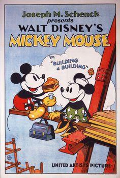"""""""Building a Building"""" (1933)"""