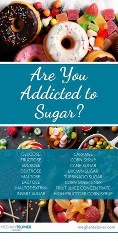 Are You Addicted To Sugar? Take My No Sugar Challenge!